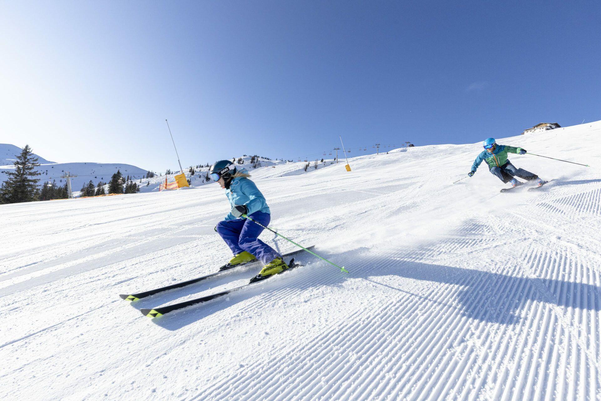 Winterurlaub im Skijuwel
